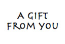 A gift from you– Gift certificates